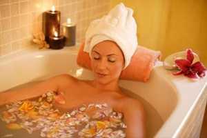 антицеллюлитная ванна в домашних условиях