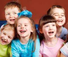 1 июня отмечается день защиты детей