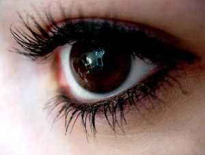 цвет глаз характеристика определяемая