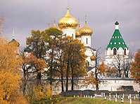 сообщение о любом городе золотого кольца россии