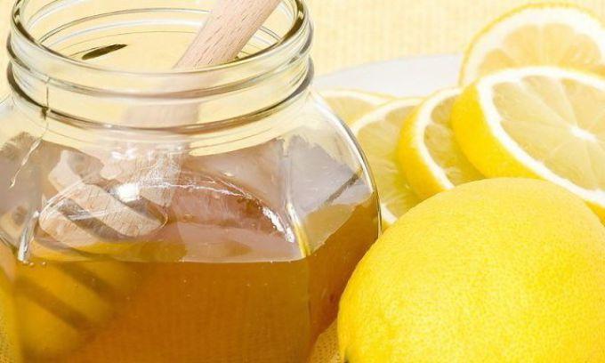 похудение с помощью меда и лимона